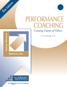 Performance Coaching Diagram