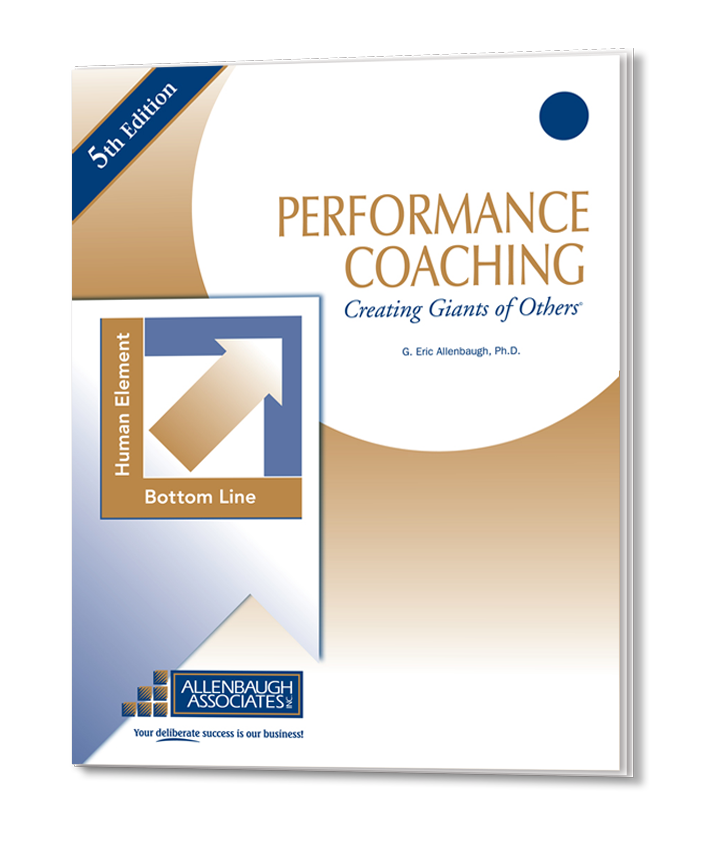 Performance Coaching Diagram
